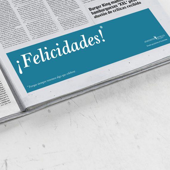 Faldón attica21 eventos